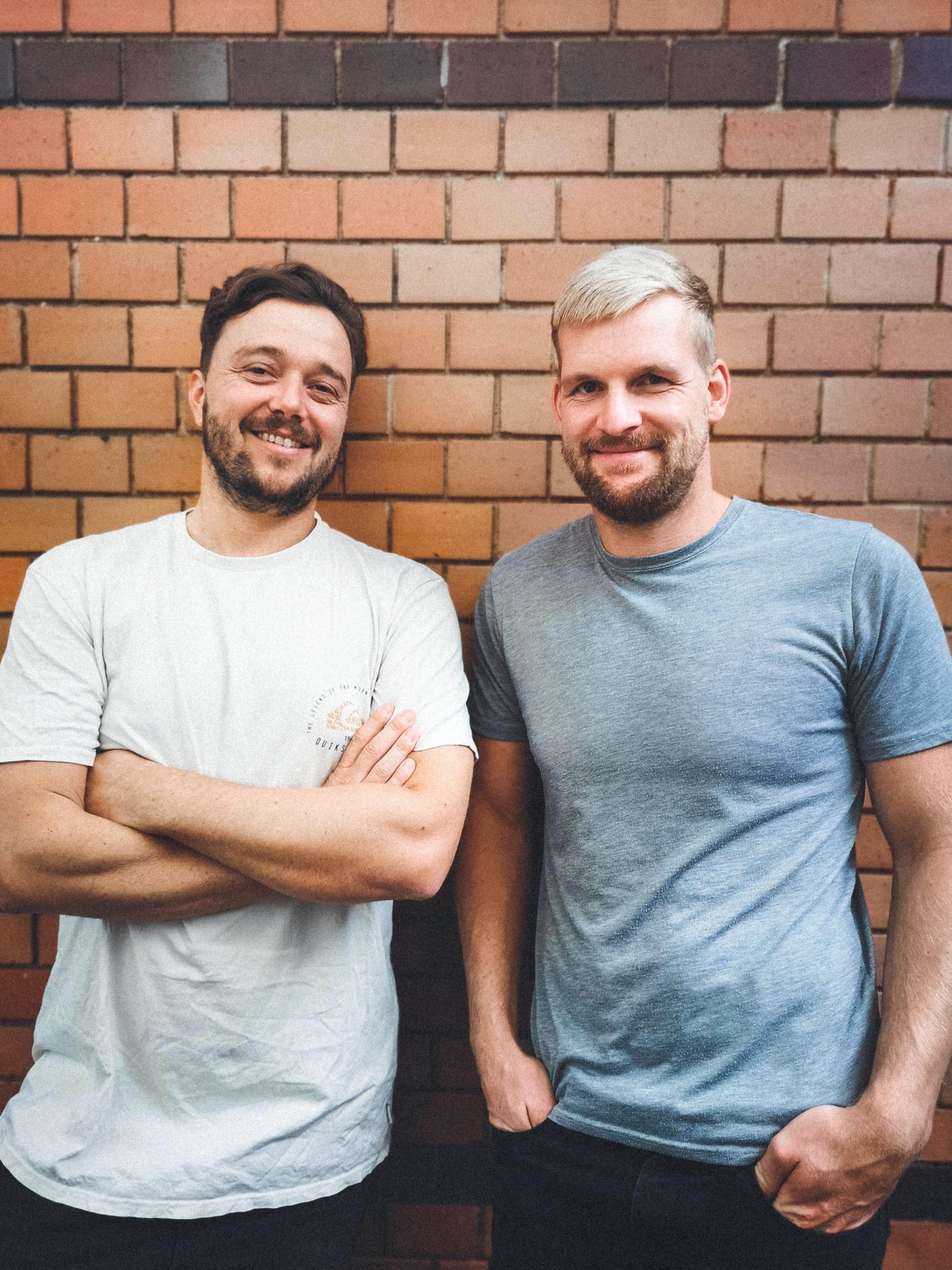 kolula SUP Gründer Lars Ermisch und Steven Bredow