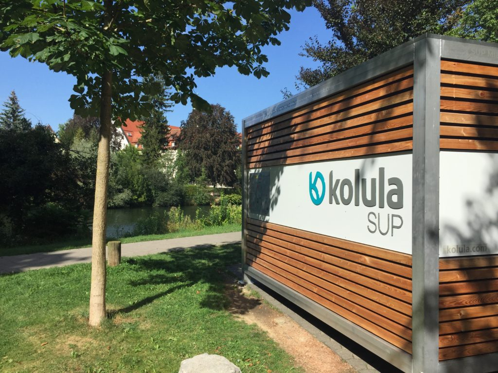 kolula SUP - Rottenburg am Neckar